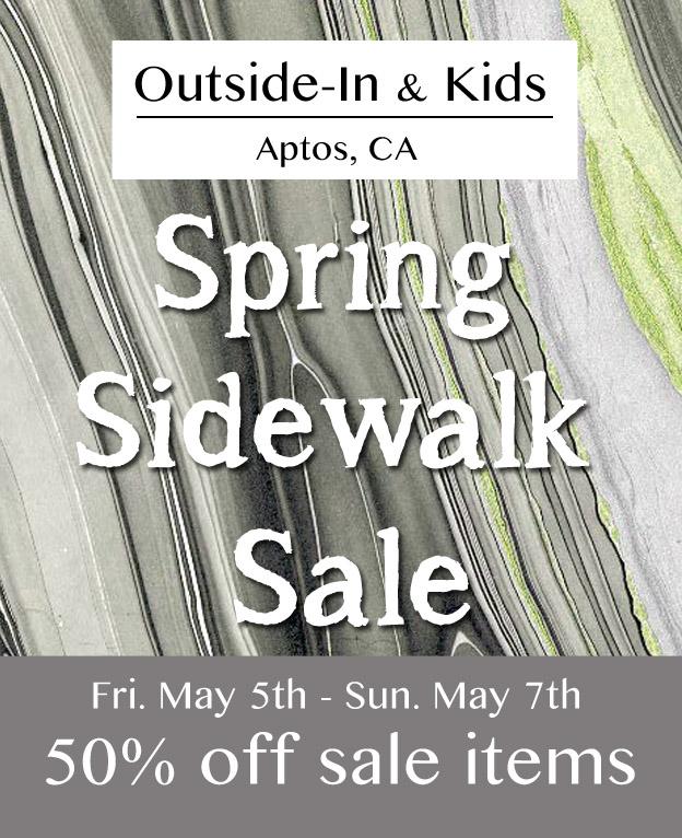 Spring sidewalk sale weekend 2017f